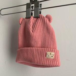 Ribbed Hat - Zara Baby Girl